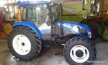 2014 New Holland TD 5.95 PS
