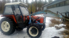 1981 Zetor 7045