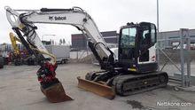 Used 2009 Bobcat E 8