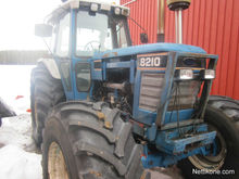 Used 1987 Ford 8210