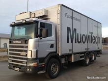 Used 1999 Scania R12