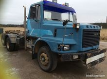 Used Scania Sisu in