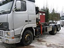 2001 Volvo FH12-6x2