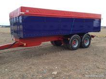 2017 Grain Cart Sisu 21m3