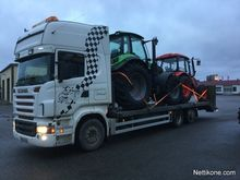 2005 Scania R 420 NEW MACHINE T