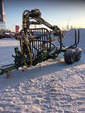 2017 Farma C4 crane and T6 karr
