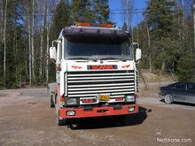 1989 Scania R143-6x2