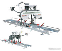 Pilous CTR 550 log band saw