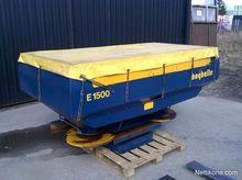 Bogballe E1500 12-18m