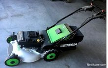 2014 Etesia LKX self-propelled,