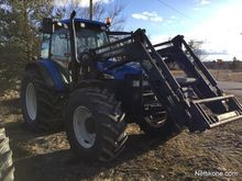2003 New Holland TM 140 RC CLIM