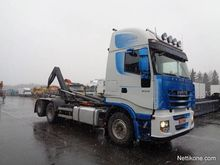 2008 Iveco Stralis AS 260S50pt