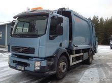 2007 Volvo FL 240 garbage truck