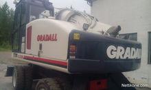 Gradall XL 2006 3300