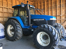 1999 New Holland 8870