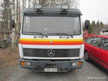 1991 Mercedes-Benz 709