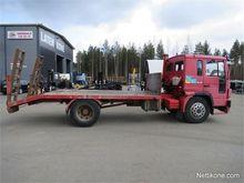 1988 Volvo FL612 Koneenkuljetus
