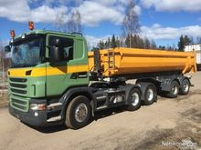 2010 Scania G480 6x4 tipping hy