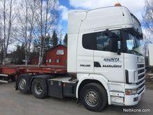 2002 Scania R124 420hp