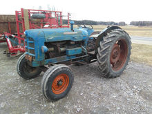 Used 1962 Fordson Fo
