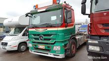2009 Mercedes-Benz ACTROS 2544