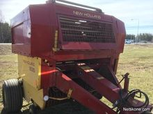1992 New Holland 835