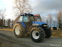 2002 New Holland TM 155 top acc