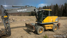 2000 Volvo EW 160