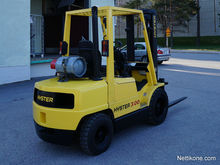1999 Hyster H300XM