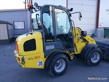 2013 Wacker Neuson WL 30