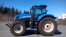 2012 New Holland T 7 200 PC