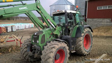 Used 2010 Fendt 818