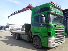 Used 1999 Scania R14