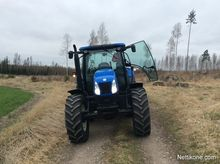 2007 New Holland Ts 110A