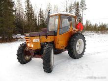 1981 Valmet 602 4x4