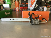 Used Stihl MS660 in