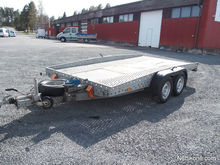 Auto and freight trailer 2700kg