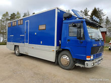 1988 Volvo FL7 financial exchan
