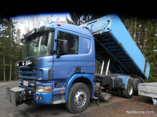 1996 Scania Underbody and aura