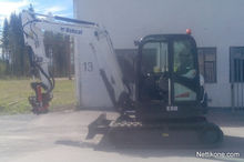 2010 Bobcat E60 for proportiona