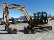 2015 Caterpillar 308 E2 CR