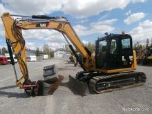 2015 Caterpillar 308E2 CR