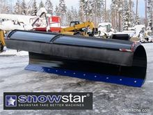 2017 Snow Star Snow plow 3600