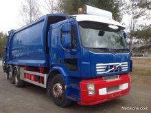 2009 Volvo FL280 garbage truck