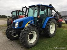 2010 New Holland T 5070 FOREST