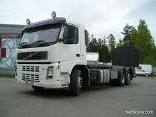 2002 Volvo FM 12 6x 2 next insp
