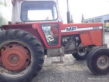 1977 Massey Ferguson 595