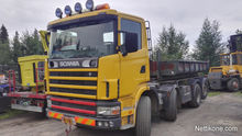 1999 Scania R124 INSULATIVE SHU