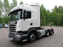 2015 Scania R490