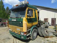 1990 Scania 143 470 6x2